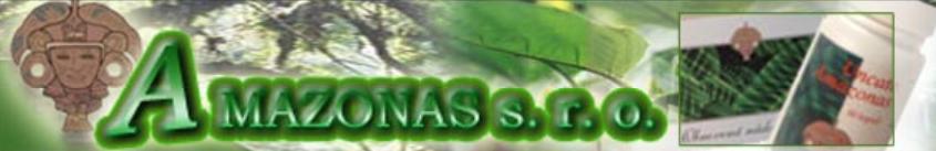AMAZONAS s.r.o.