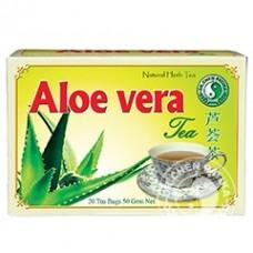 Aloe vera zelený čaj