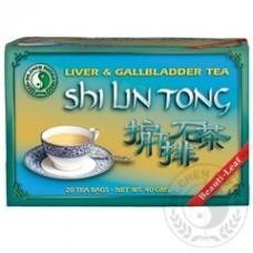 SHI LIN TONG Pečeňový a žlčníkový čaj