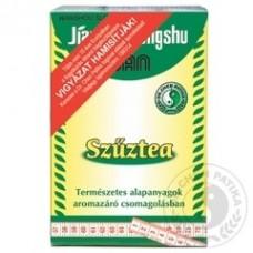 PANENSKÝ čaj pre štíhlu líniu
