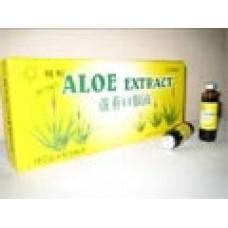 Aloe Extrakt ampulky