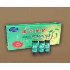 Ginkgo Biloba- Royal Yelly extrakt ampulky 10ks