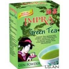 Zelený sypaný čaj – GUN POWDER