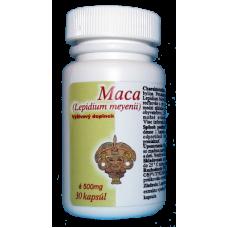 Maca Extrakt 6:1 kps.  - Lepidium meyenii
